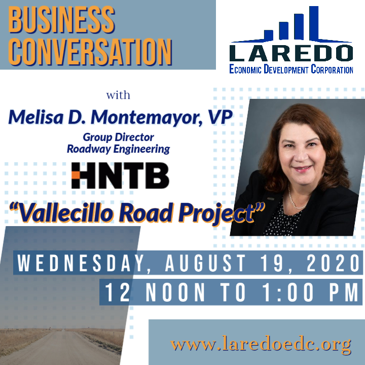 LEDC Business Conversation with Melisa Montemayor