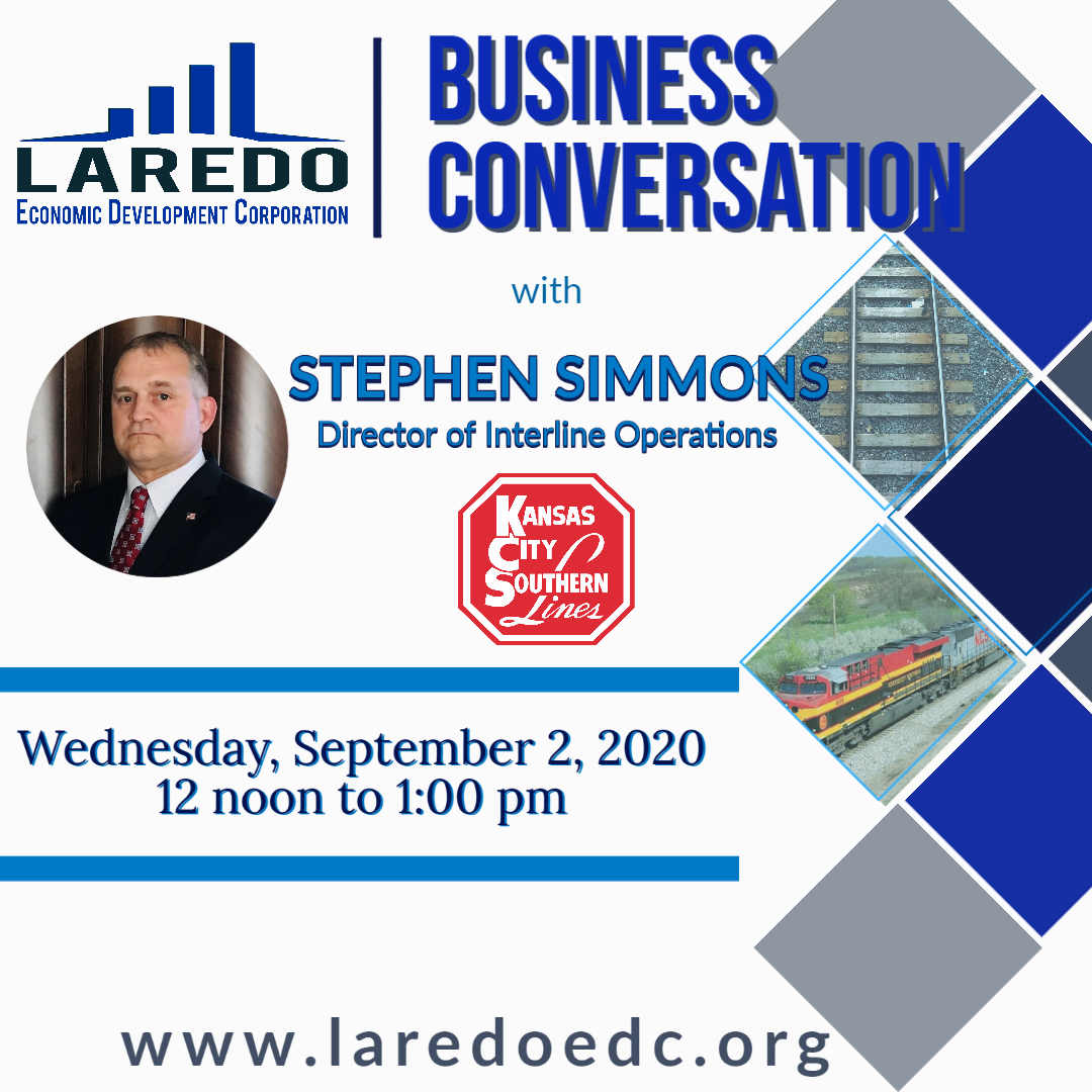 LEDC Business Conversation with Stephen Simmons