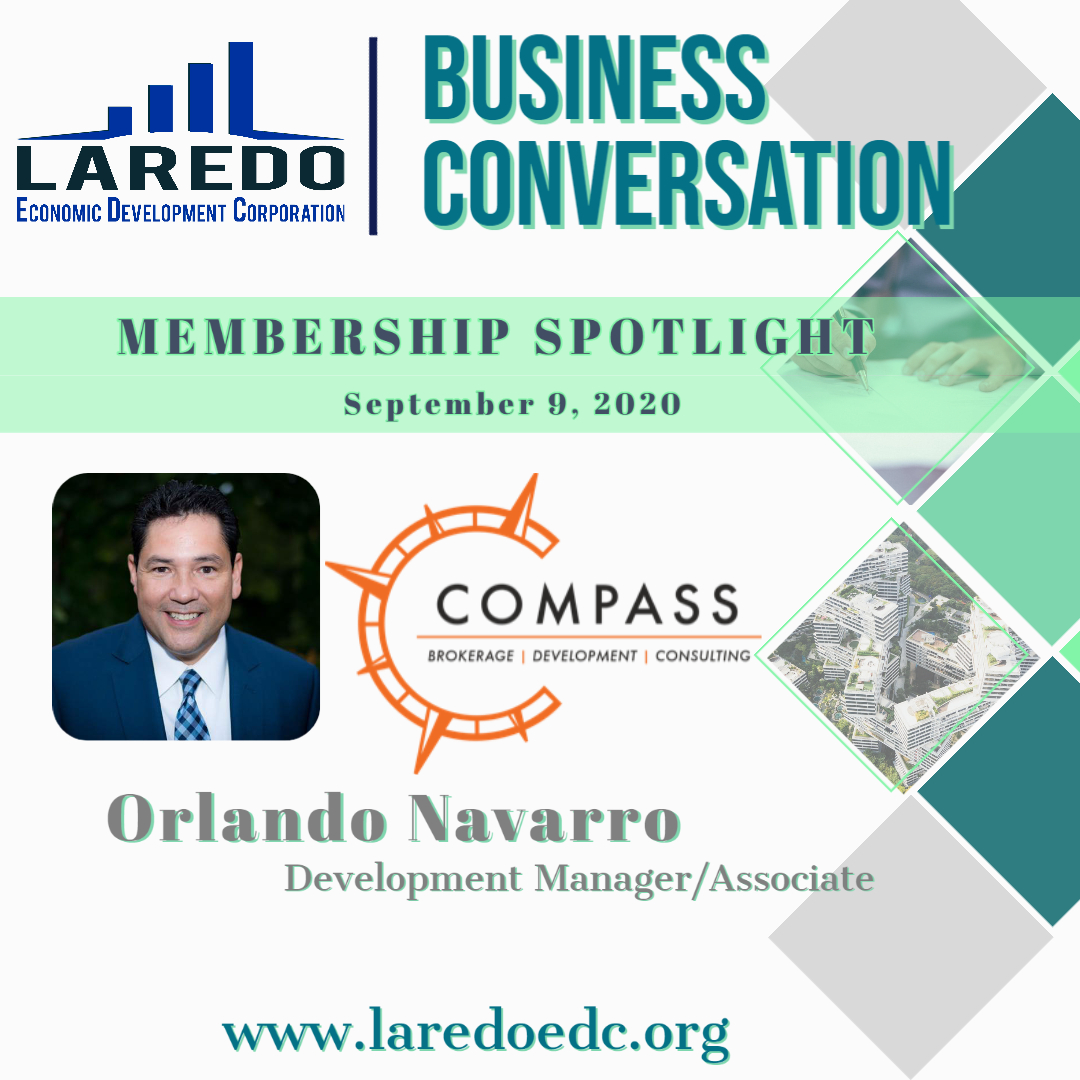 LEDC Business Conversation Meeting with Dr. Diana Y. Ortiz