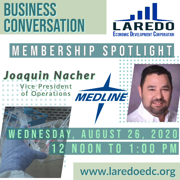 LEDC WEEKLY CONVERSATION WITH JUAN ELYD SAENZ