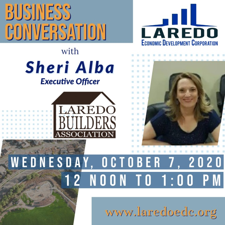 LEDC Business Conversation Meeting with Sheri Alba