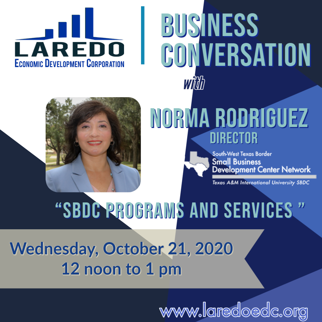 LEDC Business Conversation Meeting with Norma Rodriguez