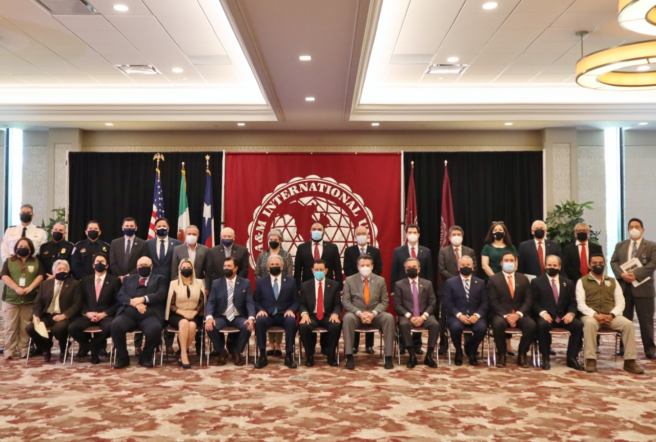 Binational Dialogue 2021 Laredos Region