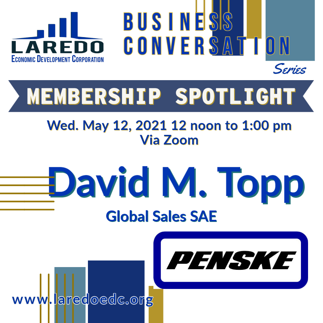 LEDC Business Conversation Meeting with Blake Hastings
