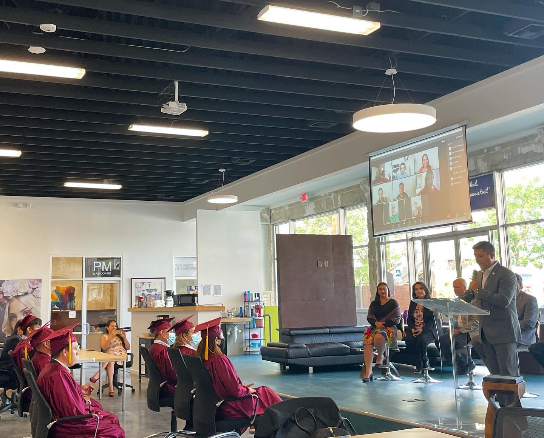 "1st. Generation ""Programa Acelera"" Graduation Ceremony"